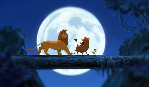 图大暑假活动 |  一起来看狮子王